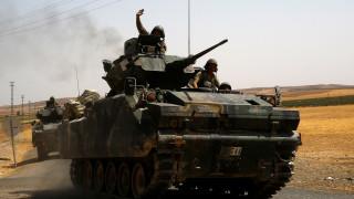 Οι Κούρδοι της Συρίας και οι τουρκικές δυνάμεις συμφώνησαν να σταματήσουν τις εχθροπραξίες