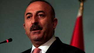 Μ. Τσαβούσογλου: Απαράδεκτα τα σχόλια των Αμερικανών για την επιχείρησή μας στη Συρία