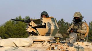Συρία: Πυρά κατά τουρκικού άρματος - Τρεις τραυματίες