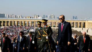 Ερντογάν: Η Τουρκία θα συνεχίσει τον πόλεμο εναντίον τρομοκρατικών οργανώσεων
