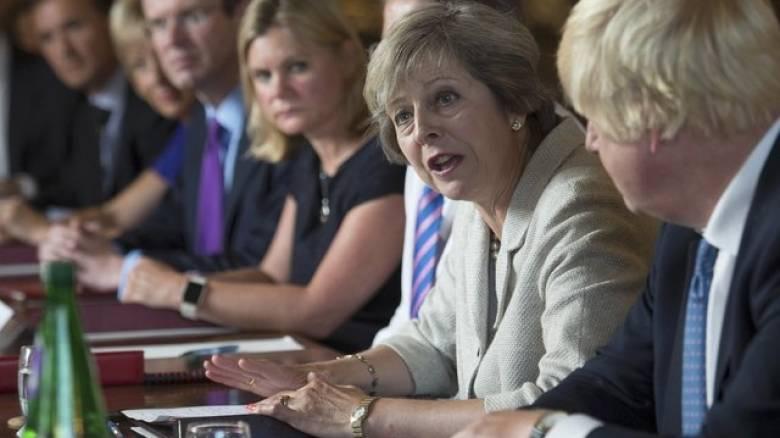 Τερέζα Μέι: Δεν θα υπάρξει δεύτερο δημοψήφισμα το Brexit είναι δεδομένο