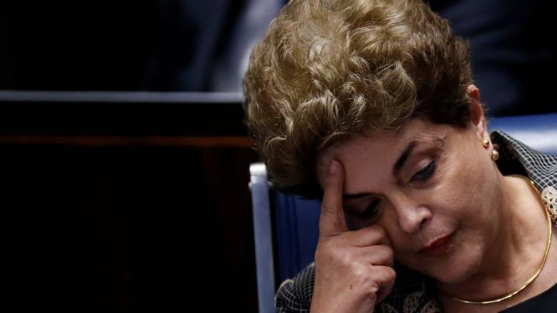 Βραζιλία: Καθαιρέθηκε η Ντίλμα Ρούσεφ