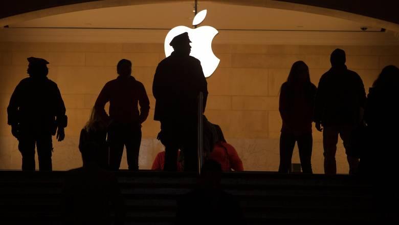 Γιατί η Ευρώπη δάγκωσε το μήλο της Apple