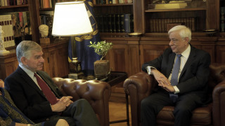 Παυλόπουλος σε Δουκάκη: Η λιτότητα βαθαίνει το χάσμα πλουσίων-φτώχών