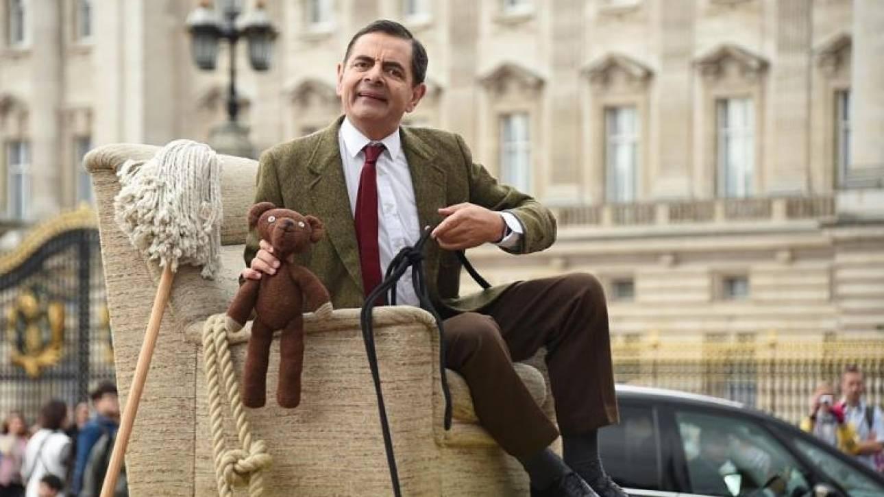 Ο Mr Bean επέλεξε την Κεφαλονιά για τις διακοπές του
