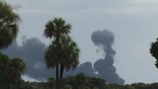 Έκρηξη πυραύλου στη Φλόριντα