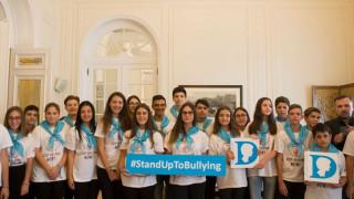 Μαθητές από το Ρέθυμνο τιμήθηκαν με το διεθνές «Βραβείο Νταϊάνα» για αντιbullying δράσεις