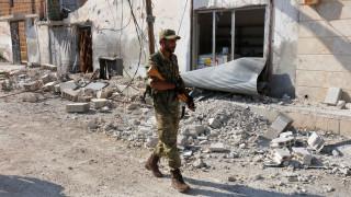 Ερντογάν: Απωθήθηκαν μαχητές του ISIS και της YPG από περιοχή στη βόρεια Συρία