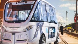 Γαλλία: Ξεκινούν πειραματικά τα λεωφορεία χωρίς οδηγό στη Λυών
