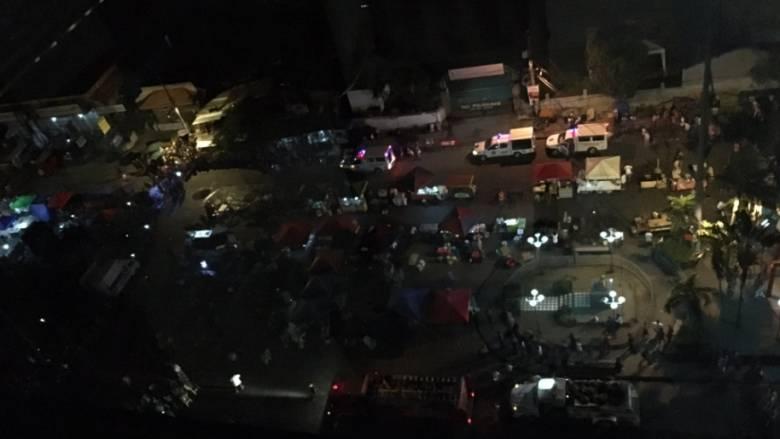 Εκρήξεις σε κεντρική αγορά στις Φιλιππίνες