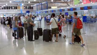 Αυξημένη η κίνηση στο Ελ. Βενιζέλος για τον Αύγουστο