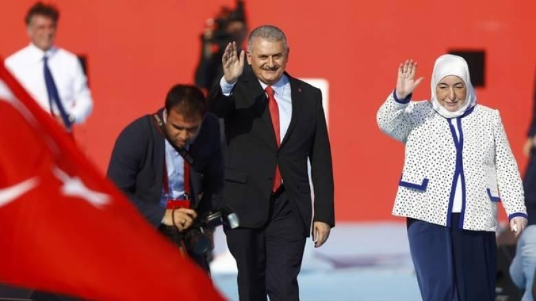 Γιλντιρίμ: Θα επιδιώξουμε την εξομάλυνση των σχέσεων με Συρία και Αίγυπτο