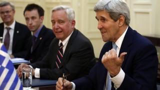 Ντέιβιντ Πίρς: Οι ελληνοαμερικανικές σχέσεις μπαίνουν σε μία νέα περίοδο εξαιρετικά παραγωγική