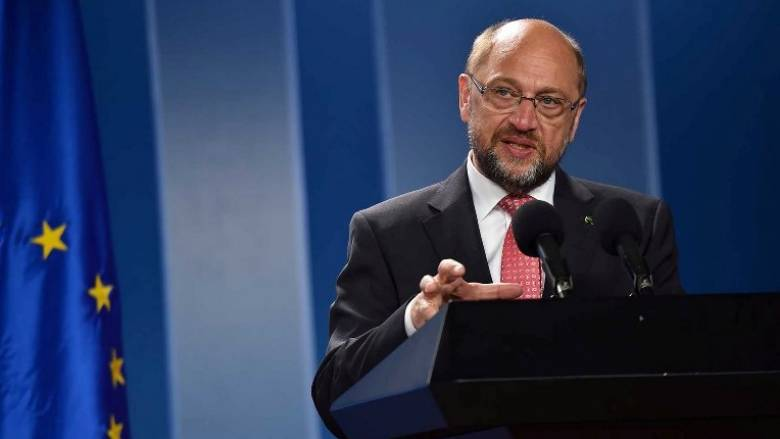 Αισιόδοξος για άμεση επίλυση του Κυπριακού ο Μάρτιν Σουλτς