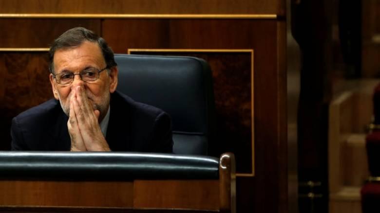 Νέες εκλογές στην Ισπανία – δεν έλαβε ψήφο εμπιστοσύνης ο Ραχόι