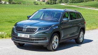 H Skoda αναβαθμίζει την παρουσία της στα SUV με το καινούργιο Kodiaq