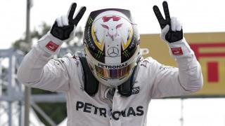 F1: ιστορική pole position για τον Λιούις Χάμιλτον στην πίστα της Μόντσα για το Ιταλικό GP