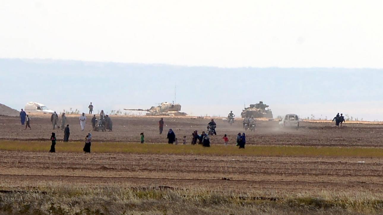 Αμερικανικό πλήγμα κατά ISIS με αντιπυραυλικό σύστημα από την Τουρκία