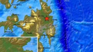 Σεισμός μεγέθους 5,9R στις Φιλιππίνες