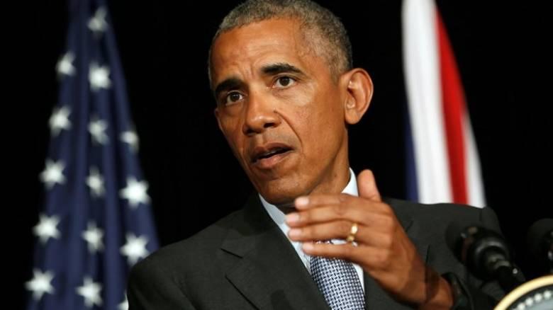 G20: Ομπάμα - Κλειδί για την ειρήνη στη Συρία οι διαπραγματεύσεις ΗΠΑ-Ρωσίας