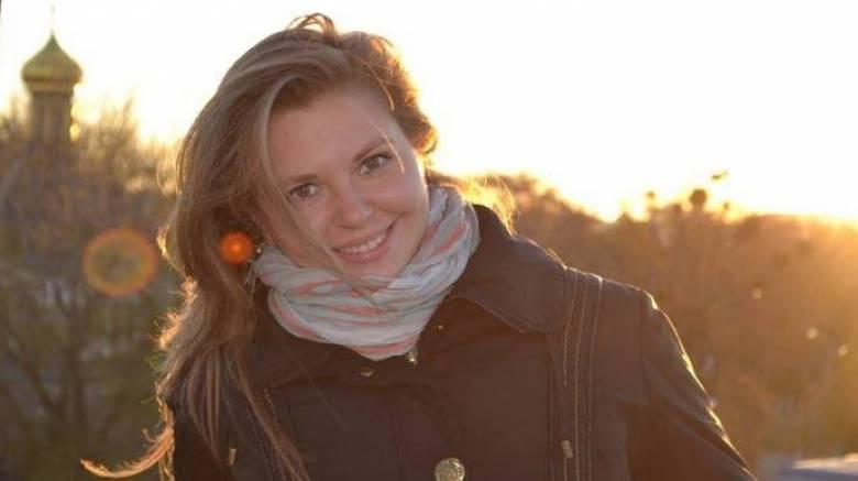 Μια 23χρονη Ουκρανή μιλά τα καλύτερα ελληνικά στον κόσμο
