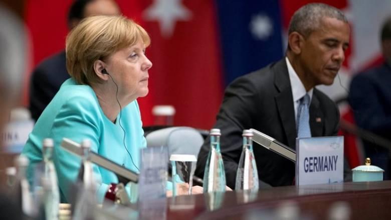G20: Αισιόδοξη η Μέρκελ για κατάργηση της βίζας για τους Τούρκους