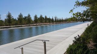 Κέντρο Πολιτισμού Ίδρυμα Σταύρος Νιάρχος: το πάρκο του ...Νότου