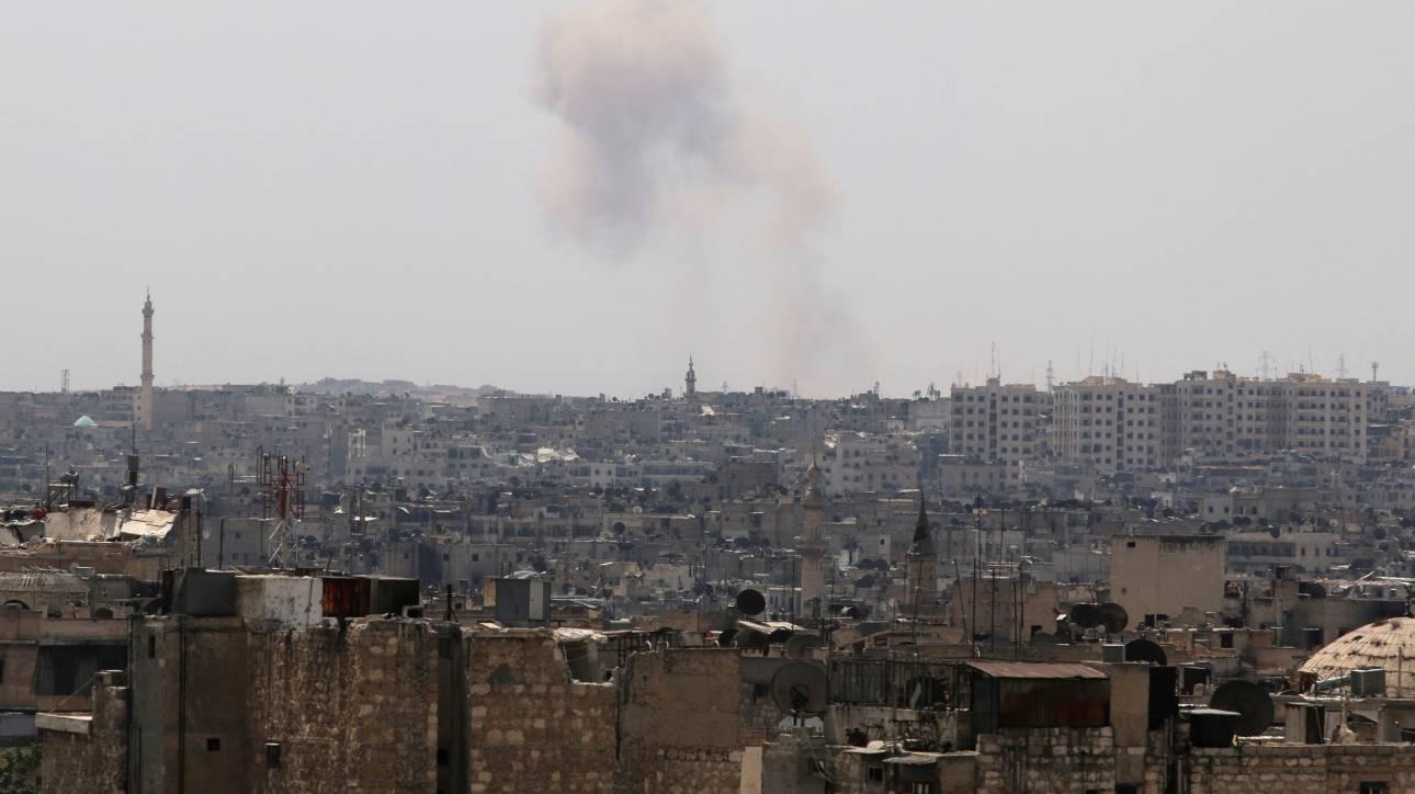 Συρία: Οι δυνάμεις του Άσαντ πολιορκούν ξανά το ανατολικό Χαλέπι
