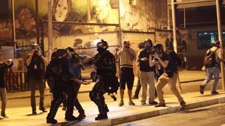 Βραζιλία: Διαδηλώσεις κατά του νέου προέδρου
