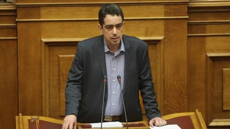 Προστασία συντάξεων από τις κατασχέσεις ζητά βουλευτής του ΣΥΡΙΖΑ