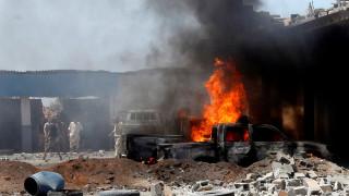 Συρία: τουλάχιστον 43 οι νεκροί από βομβιστικές επιθέσεις