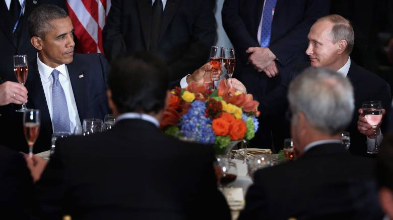 G20: Τελευταία ευκαιρία της Συρίας μετά την συνάντηση Πούτιν - Ομπάμα