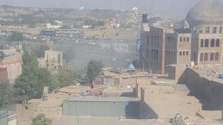 Εκρήξεις στην Καμπούλ κοντά στο υπουργείο Άμυνας