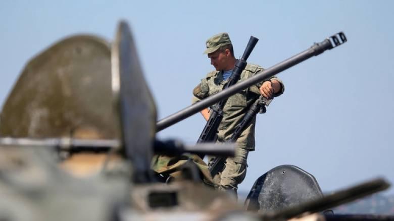 Στρατιωτικές ασκήσεις της Ρωσίας κοντά στα σύνορα με την Ουκρανία
