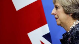 G20 - Μέι: Φιλοδοξία μου η Βρετανία να έχει ρόλο ηγέτη στο ελεύθερο εμπόριο