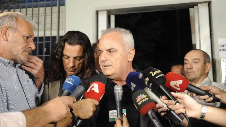Kιμπουρόπουλος: Nα μην πληρωθεί η πρώτη δόση μέχρι να εκδικαστούν τα ασφαλιστικά στο ΣτΕ
