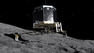 Βρέθηκε το χαμένο ρομποτάκι Philae σε ρήγμα κομήτη