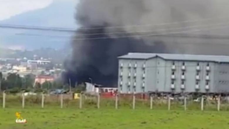 Αιθιοπία: 23 νεκροί από πυρκαγιά σε φυλακή υψίστης ασφαλείας