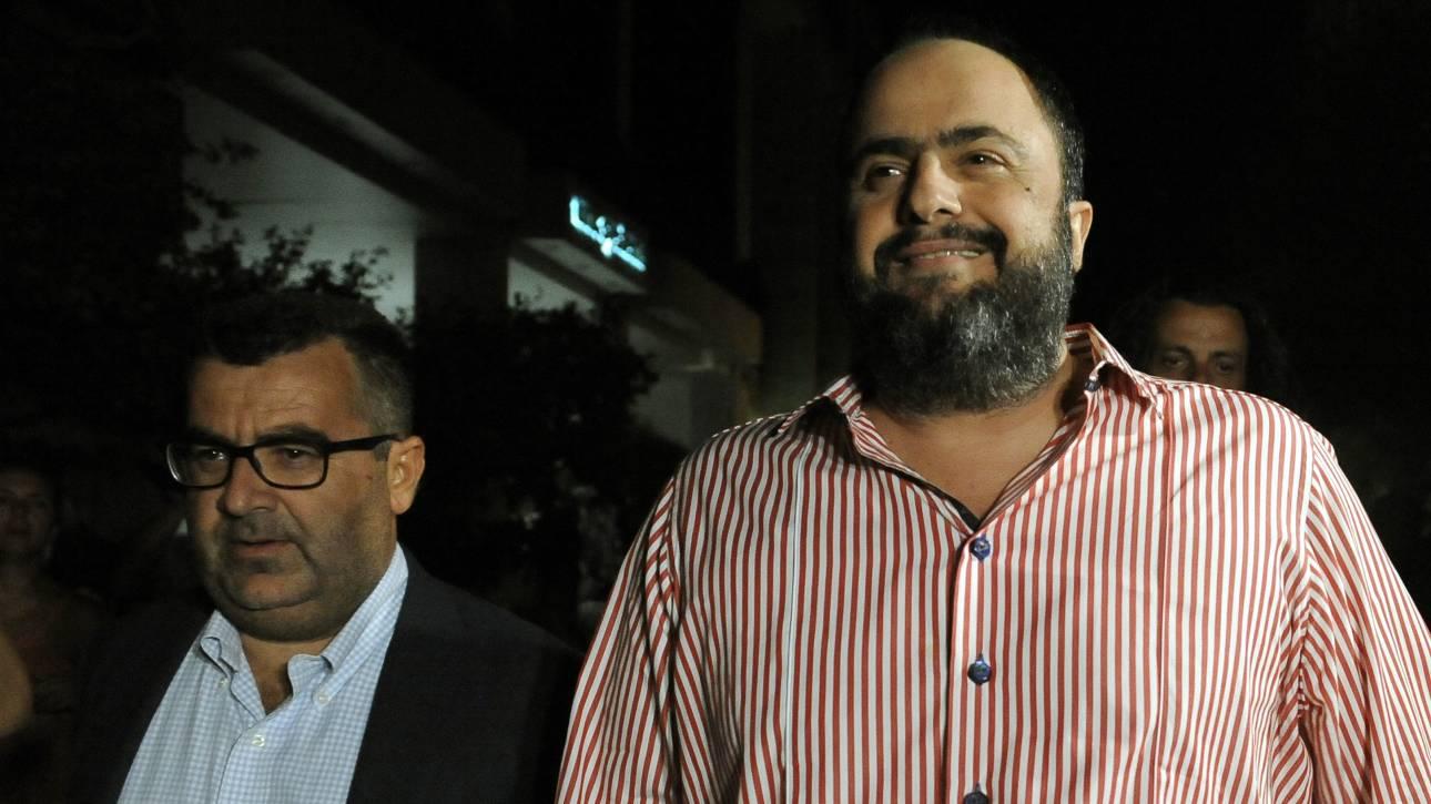 Προσωρινή κράτηση Μαρινάκη προτείνει ο εισαγγελέας