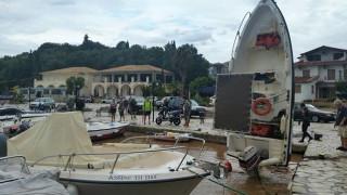 Κακοκαιρία στη Δυτική Ελλάδα: Μεγάλες ζημιές σε Θεσπρωτία και Σύβοτα (pics)