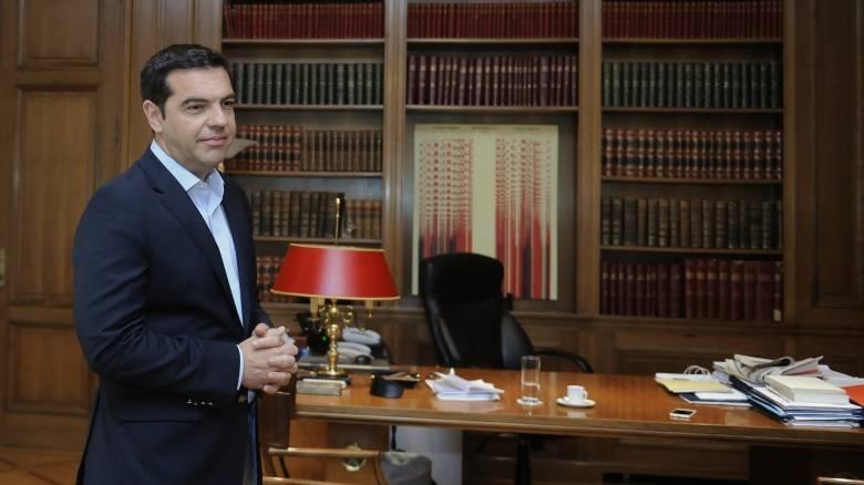 Μίνι υπουργικό συμβούλιο στο Μαξίμου ενόψει ΔΕΘ