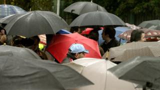 Βόλος: Χωρίς ρεύμα οι κάτοικοι λόγω κακοκαιρίας