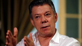 Κολομβία: Βέβαιος ότι οι πολίτες θα εγκρίνουν τη συμφωνία ειρήνευσης δήλωσε ο πρόεδρος Σάντος