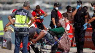Ισπανία: 177 μετανάστες διασώθηκαν στη θάλασσα, ανάμεσά τους 8 ανήλικοι