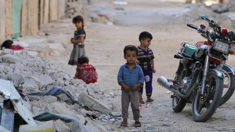 UNICEF: Σχεδόν 50 εκατομμύρια παιδιά «ξεριζώθηκαν» σε όλο τον κόσμο