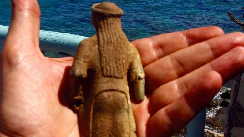 Έκαναν διακοπές στην Κρήτη και ανακάλυψαν θησαυρό από τον 5ο αιώνα π.Χ.