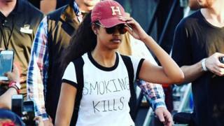 Πως η Μάλια Ομπάμα «σκότωσε» τα βιτριολικά media με ένα t-shirt
