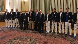 Συμφωνία για την επαναφορά των προνομίων των Ολυμπιονικών (pics+vid)