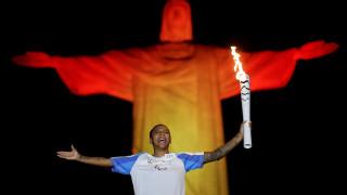 Παραολυμπιακοί Αγώνες 2016: ανάβει η φλόγα στο Ρίο, σημαιοφόρος ο Πολυχρονίδης