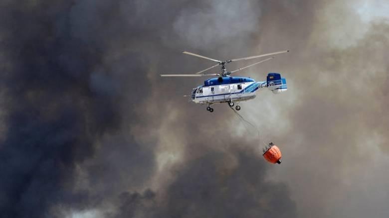 Στο έλεος των πυρκαγιών Ισπανία και Πορτογαλία